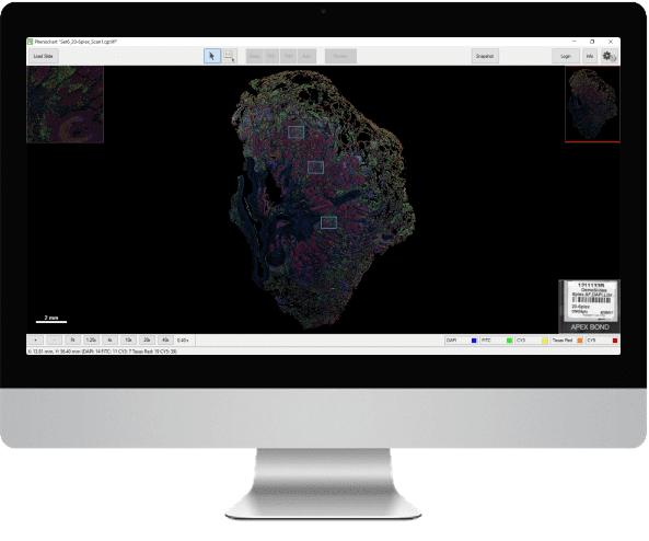Phenochart whole slide viewer